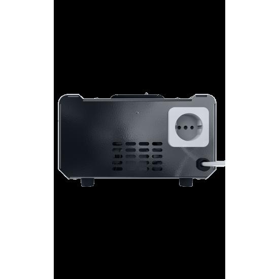 Стабилизатор напряжения однофазный ЭЛЕКС АМПЕР У 9-1/10 v2.0 (2.2 кВт) для котла, для компьютера, для телевизора, для стиральной машины, для холодильника, для бытовой техники | Фото 5