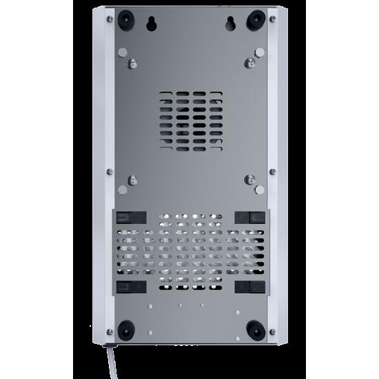 Стабилизатор напряжения однофазный ЭЛЕКС АМПЕР У 9-1/10 v2.0 (2.2 кВт) для котла, для компьютера, для телевизора, для стиральной машины, для холодильника, для бытовой техники | Фото 4