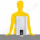 Стабилизатор напряжения однофазный ЭЛЕКС АМПЕР У 12-1/80 v2.0 (18 кВт) для дома