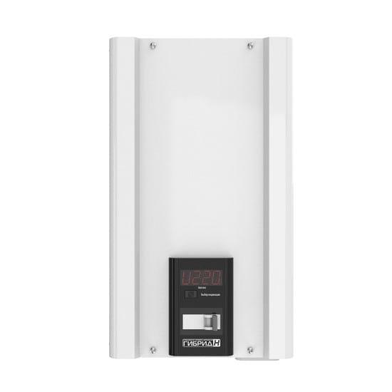Стабилизатор напряжения однофазный ЭЛЕКС ГИБРИД У 9-1/16 v2.0 (3.5 кВт) для котла, для стиральной машины, для холодильника, для бытовой техники | Фото 2