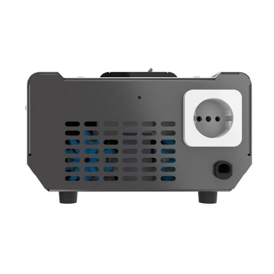 Стабилизатор напряжения однофазный ЭЛЕКС ГИБРИД У 9-1/16 v2.0 (3.5 кВт) для котла, для стиральной машины, для холодильника, для бытовой техники | Фото 8