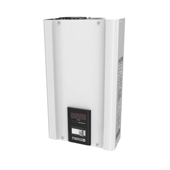 Стабилизатор напряжения однофазный ЭЛЕКС ГИБРИД У 9-1/16 v2.0 (3.5 кВт) для котла, для стиральной машины, для холодильника, для бытовой техники | Фото 7