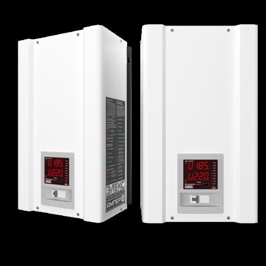 Стабилизатор напряжения однофазный ЭЛЕКС АМПЕР-Т У 16-1/32 v2.1 (7 кВт) для котла, для квартиры, для холодильника, для бытовой техники | Фото 13