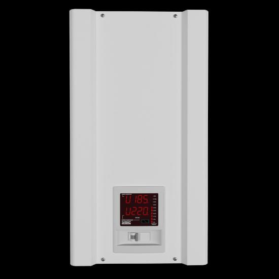 Стабилизатор напряжения однофазный ЭЛЕКС АМПЕР-Р У 16-1/63 v2.1 (14 кВт) для квартиры, для бытовой техники | Фото 4