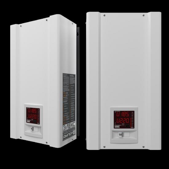 Стабилизатор напряжения однофазный ЭЛЕКС АМПЕР-Р У 16-1/63 v2.1 (14 кВт) для квартиры, для бытовой техники | Фото 12