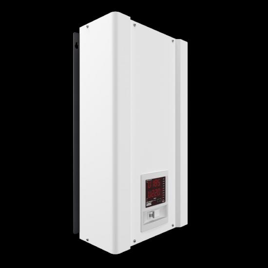 Стабилизатор напряжения однофазный ЭЛЕКС АМПЕР-Р У 16-1/63 v2.1 (14 кВт) для квартиры, для бытовой техники | Фото 1