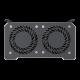 Стабилизатор напряжения однофазный ЭЛЕКС АМПЕР-Р У 16-1/63 v2.1 (14 кВт) для квартиры, для бытовой техники