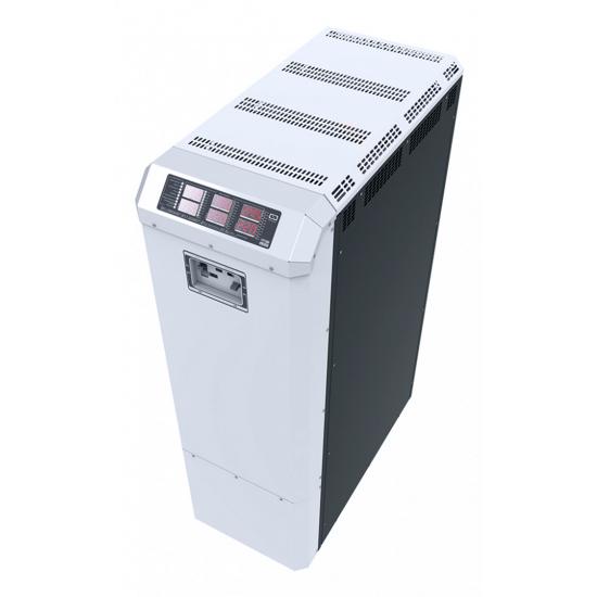 Стабилизатор напряжения трехфазный ЭЛЕКС ГЕРЦ-ПРО У 16-3/125 v3.0 (83 кВт) для дома | Фото 7