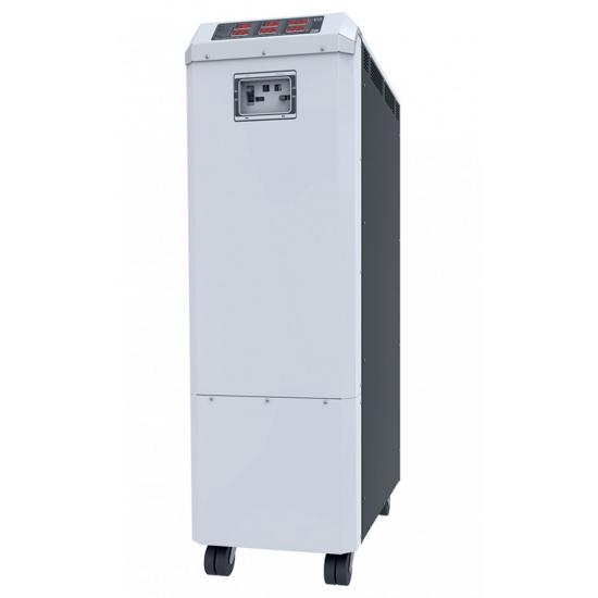 Стабилизатор напряжения трехфазный ЭЛЕКС ГЕРЦ-ПРО У 16-3/125 v3.0 (83 кВт) для дома | Фото 8