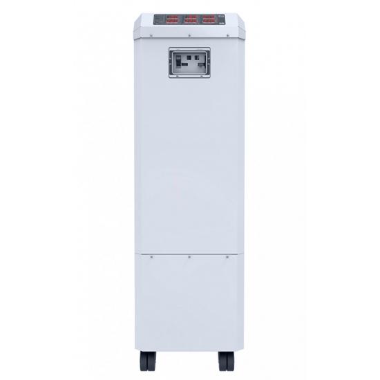 Стабилизатор напряжения трехфазный ЭЛЕКС ГЕРЦ-ПРО У 16-3/100 v3.0 (66 кВт) для дома | Фото 2