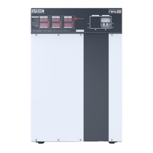 [3×50А/33 кВт] Стабілізатор напруги трифазний ЕЛЕКС ГЕРЦ У 36-3/50 v3.0