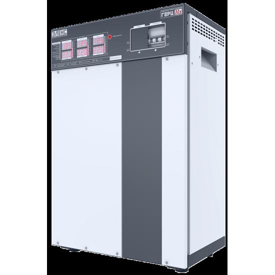Стабилизатор напряжения трехфазный ЭЛЕКС ГЕРЦ У 36-3/25 v3.0 (16.5 кВт) для дома, для бытовой техники | Фото 1