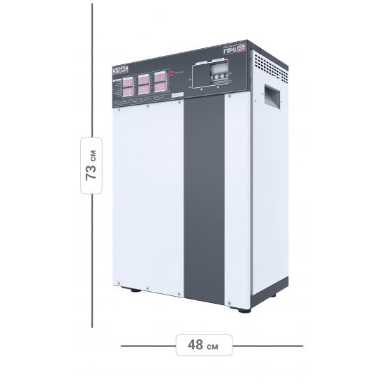 Стабилизатор напряжения трехфазный ЭЛЕКС ГЕРЦ У 36-3/25 v3.0 (16.5 кВт) для дома, для бытовой техники | Фото 3