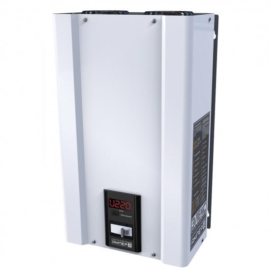 Стабилизатор напряжения однофазный ЭЛЕКС АМПЕР-Т У 16-1/80 v2.0 (18 кВт) для дома