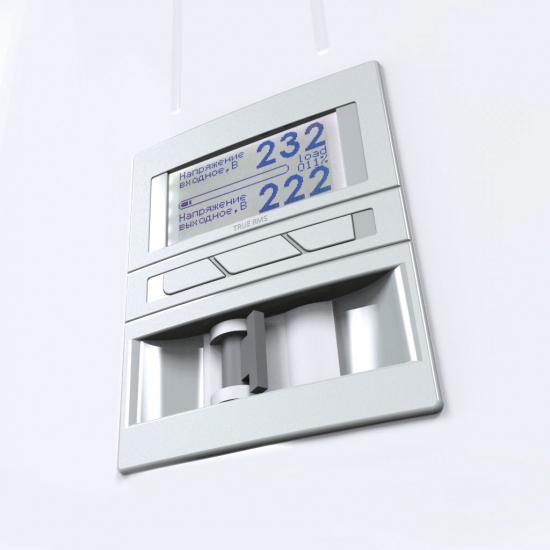 Стабилизатор напряжения однофазный ЭЛЕКС ГЕРЦ У 36-1/100 v3.0 (22 кВт) для дома, для бытовой техники | Фото 5