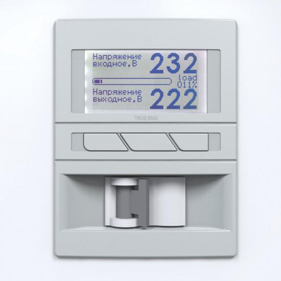 Стабилизатор напряжения однофазный ЭЛЕКС ГЕРЦ У 36-1/100 v3.0 (22 кВт) для дома, для бытовой техники | Фото 6