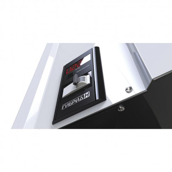 Стабилизатор напряжения однофазный ЭЛЕКС ГИБРИД У 9-1/40 v2.0 (9 кВт) для котла, для дома, для бытовой техники | Фото 9