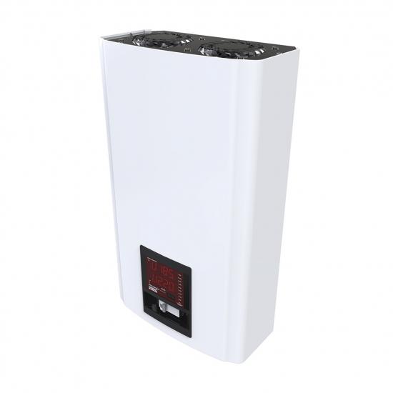 Стабилизатор напряжения однофазный ЭЛЕКС ГЕРЦ-ДУО У 16-1/40 v3.0 (9 кВт) для котла, для квартиры, для компьютера, для бытовой техники
